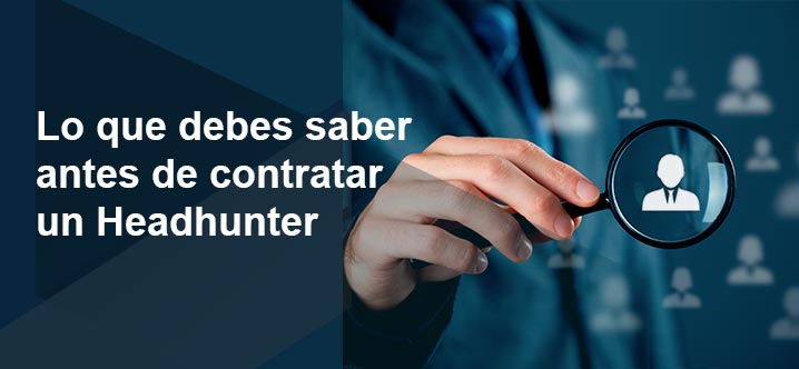 contratar headhunter
